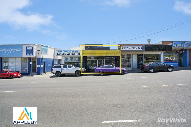 MAIN ROAD RETAIL/OFFICE WITH EXPOSURE – OCCUPY OR INVEST!