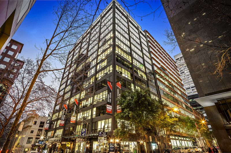 Move your business into the CBD with an office at Exchange Tower!
