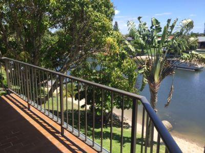 Top Floor North to Water  Skyline Views
