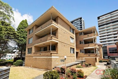 IMMACULATE TWO BEDROOM APARTMENT WITH VIEWS OF BURWOOD PARK!