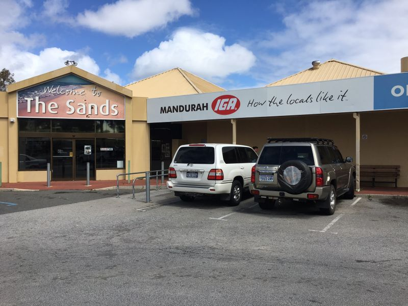 Sands Shopping Complex