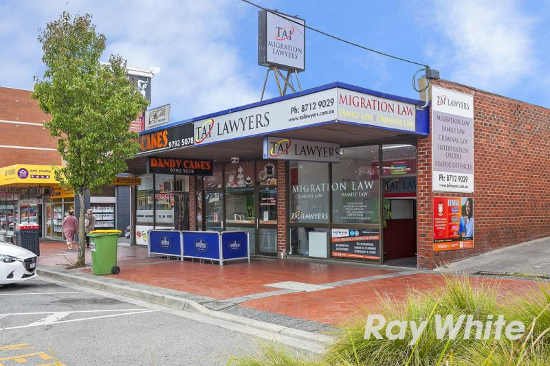 Retail/Office Freehold Investment in Growing Location!