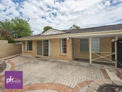 Street Front | Spacious Courtyard | 3 Bed