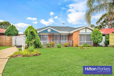 PRIVATE FAMILY HOME IN ONE OF THE SUBURBS BEST POCKETS!