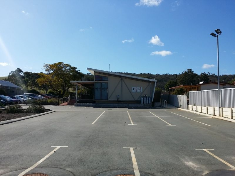 Modern restaurant with liquor license and huge opportunity for sale in Bindoon
