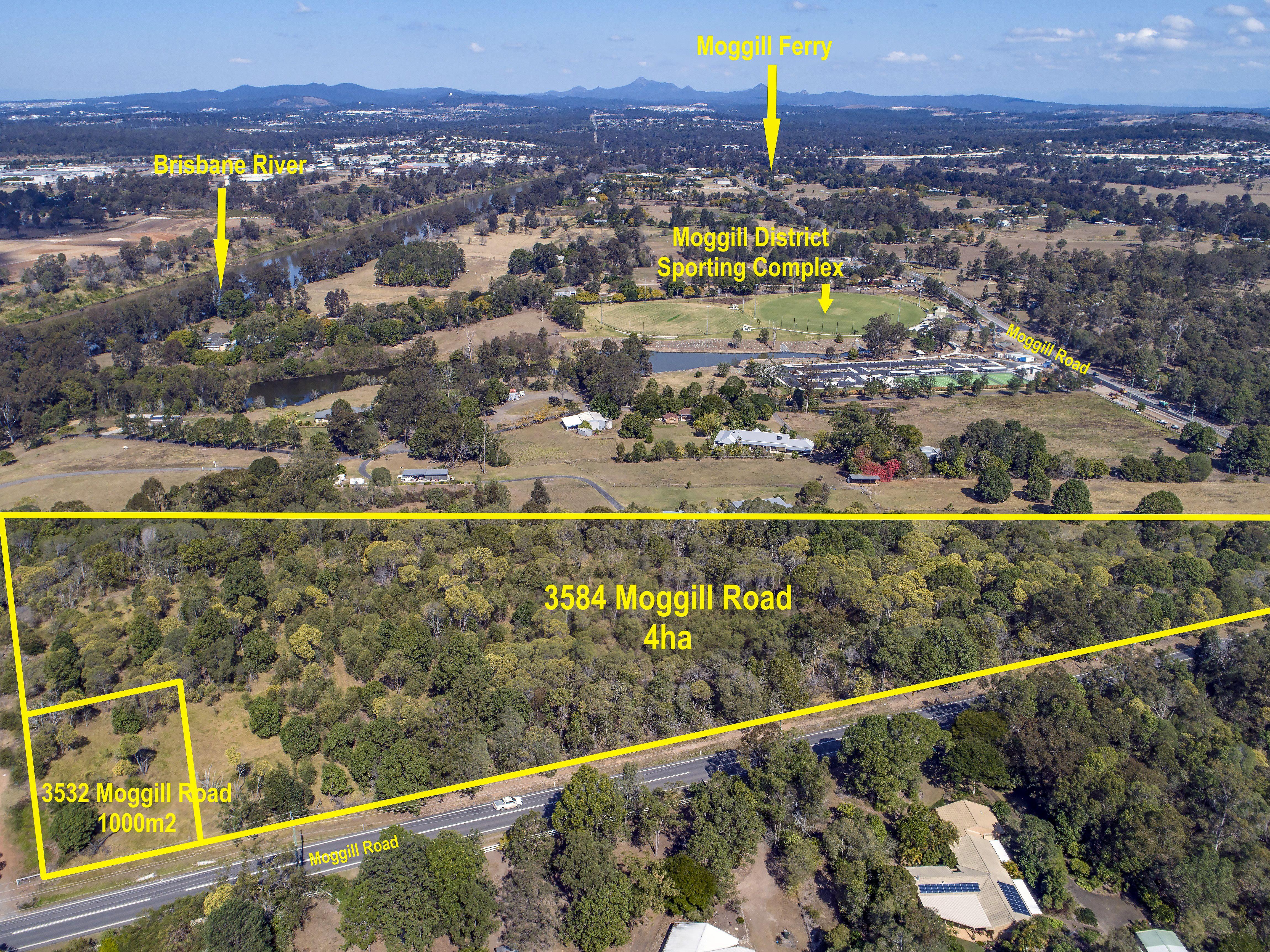 3584 Moggill Road Moggill 4070