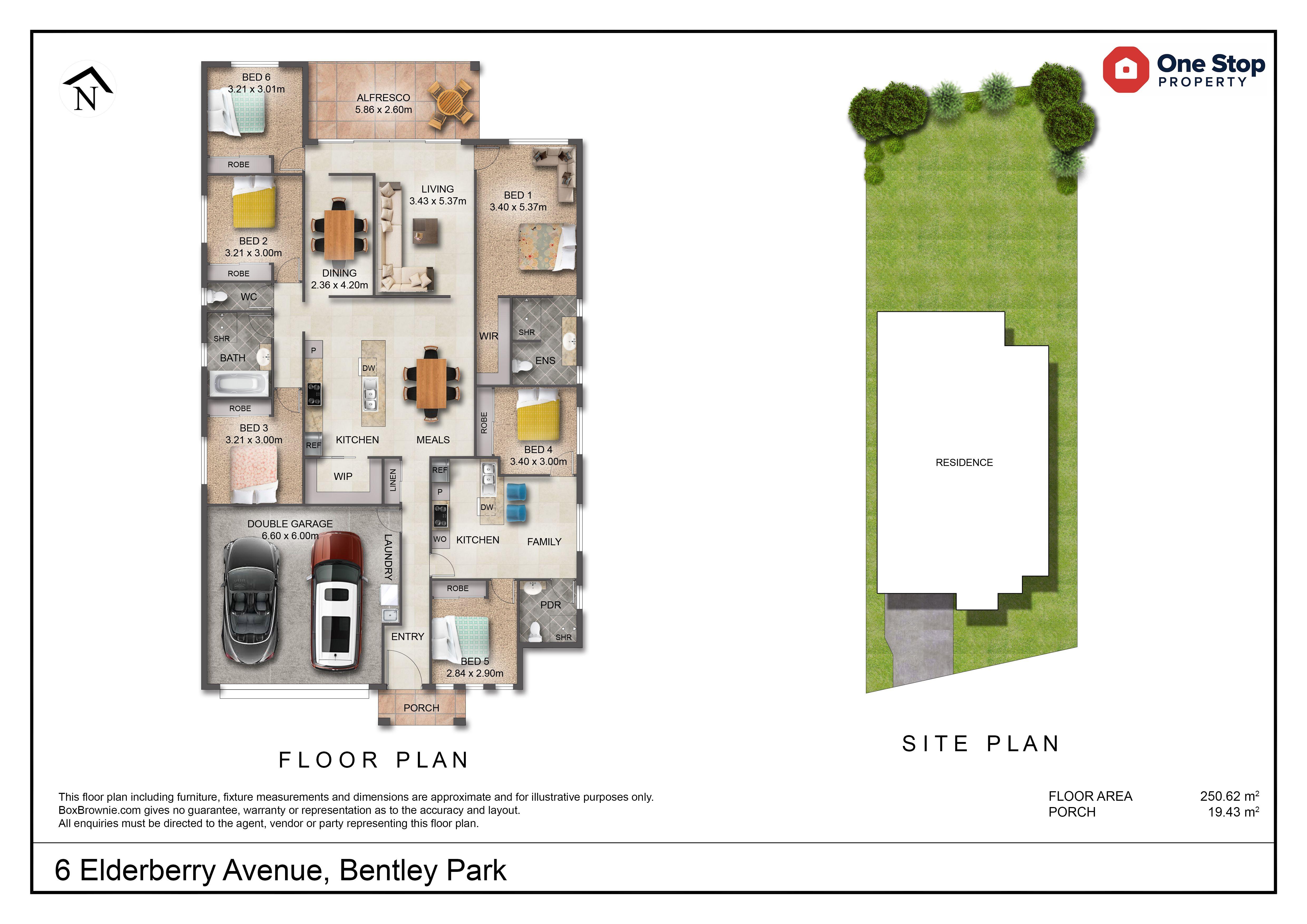 6 Elderberry Avenue, Bentley Park QLD 4869