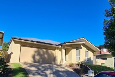 Near new 4 bedroom family home located in Coomera