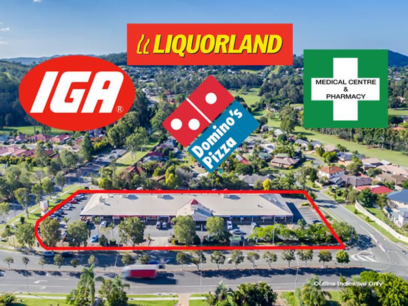 IGA Anchored Retail Convenience & Medical Centre - Brisbane/Gold Coast Growth Corridor