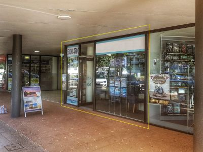 GROUND FLOOR RETAIL FRONTING DUPORTH AVE   MAROOCHYDORE CBD