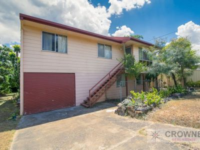 4 br House + Self Contained Granny Flat - Needs Some Work