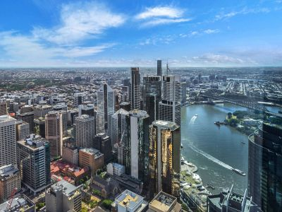 incredible Views!  Brand New 5 Star Residence in Heart of the CBD