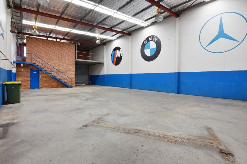 Development Site & Mechanics Workshop
