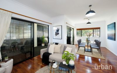 Price Reduced - Three Bedroom Living in Rosalie Village Precinct