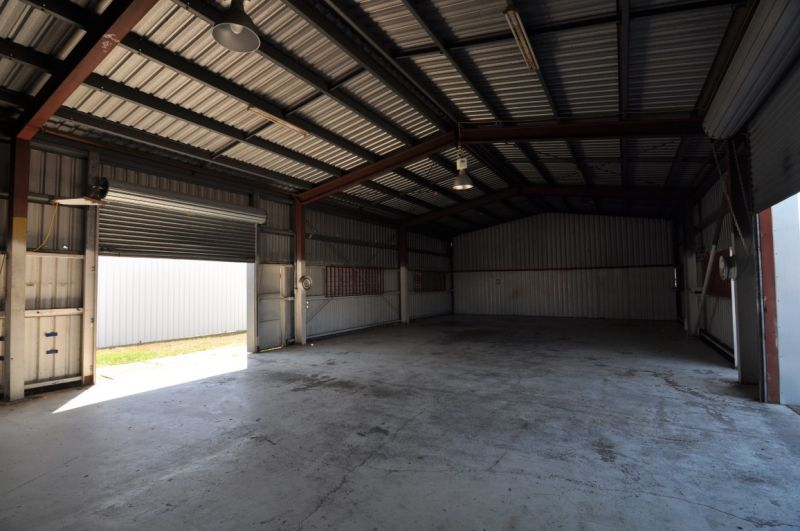 Affordable Warehouse with Secure Yard