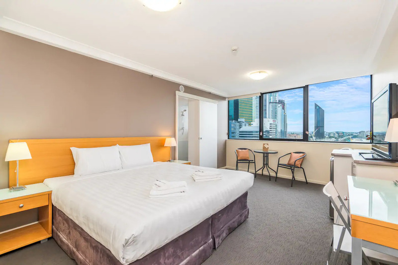 FABULOUS FURNISHED STUDIO WITH SPECTACULAR VIEWS!!