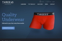 Online Underwear Subscription Business