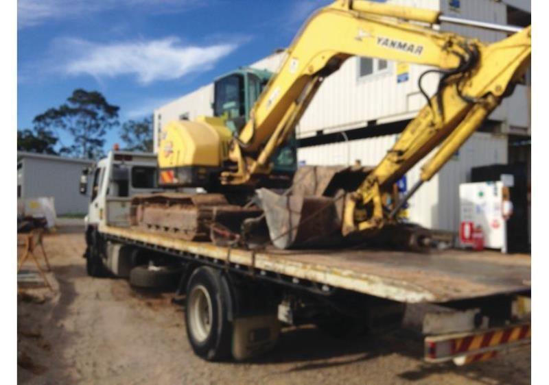 Established Towing Transport Business