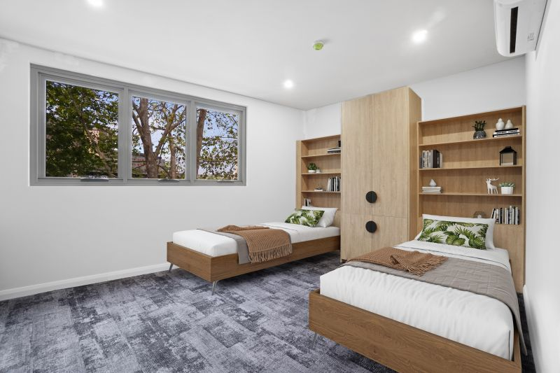 Boutique Student Accommodation Twin Share Fully Furnished Room from $ 375 per person/per week