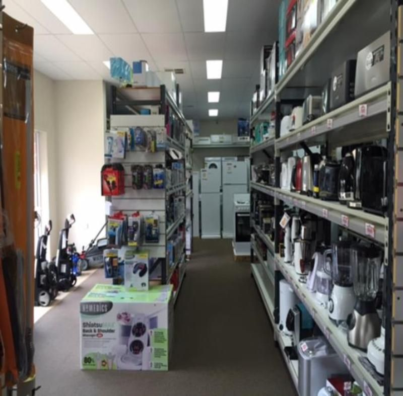 PARNABY'S LEADING APPLIANCES - BUSINESS WITH FREEHOLD COMMERCIAL PROPERTY
