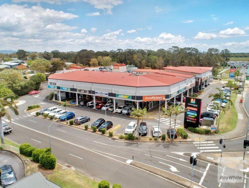 Prominant Shopping Centre Vacancies