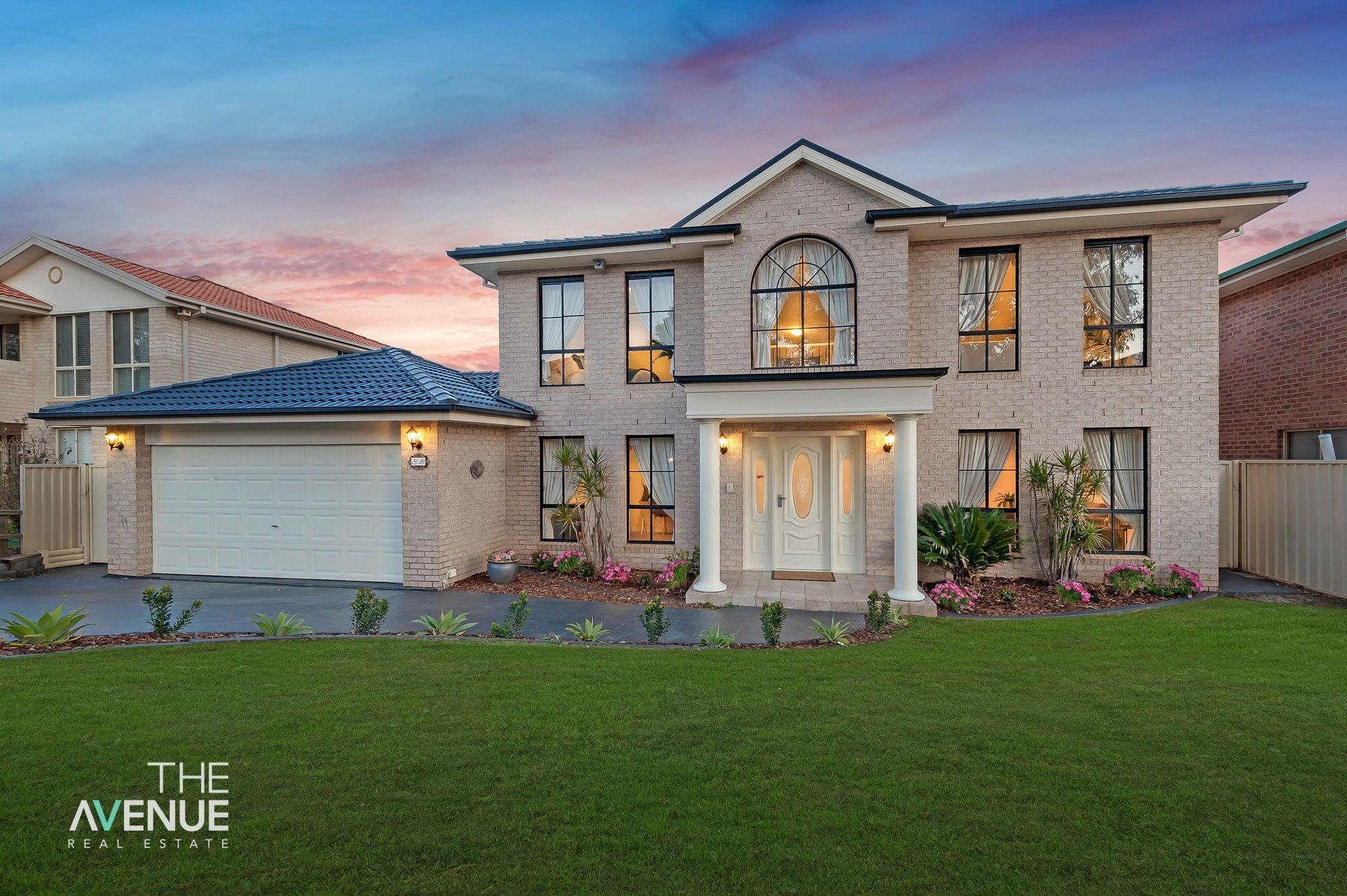 58 James Mileham Drive, Kellyville NSW 2155