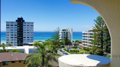 ONE OF THE BEST BUYS IN SURFERS PARADISE WITH OCEAN VIEWS