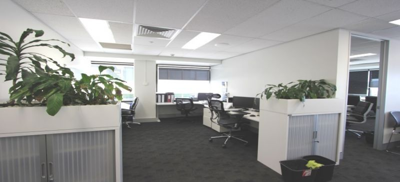 LARGE OFFICE TENANCY