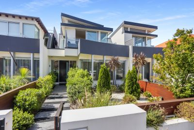 Spectacular Bayside living just off The waterfront Strand with this stunning residence enjoying 360 degree bay and city views from the roof top garden