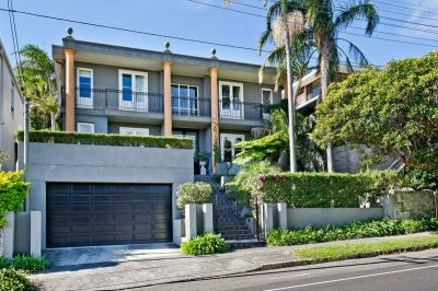 Substantial family home near Parsley Bay Beach