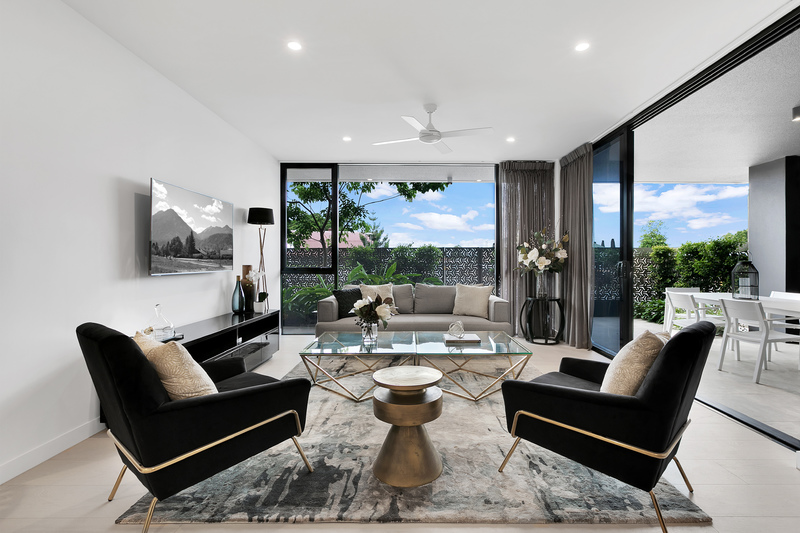 Courtyard Living at its Finest |  Call To Arrange Your Private Inspection