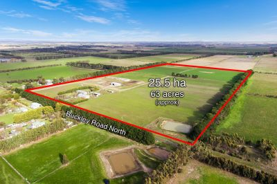 Outstanding Country Lifestyle   25.5 ha - 63 acres approx.