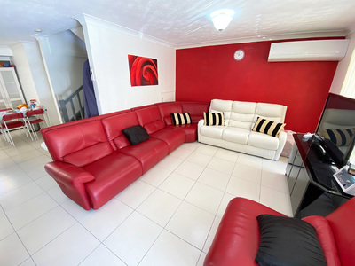 THREE BEDROOM TOWNHOUSE IN A SMALL COMPLEX