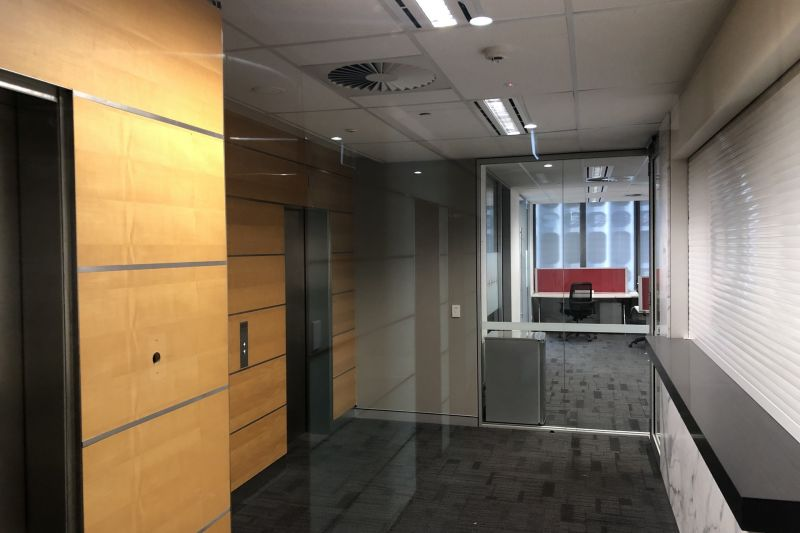 282m2 Refurbished CBD Whole Floor for Lease!