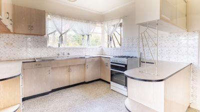 Unique spacious three-bedroom home