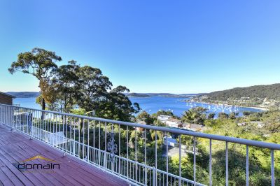 Diamond in The Rough with magnificent water views