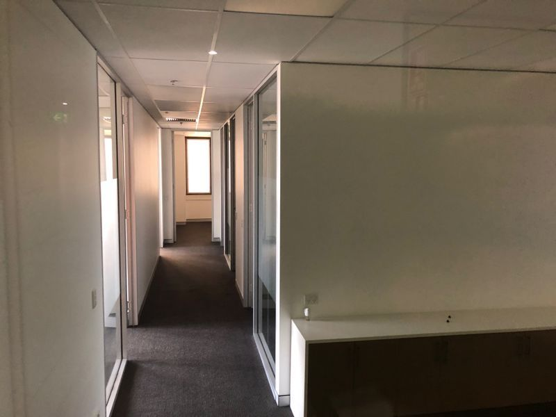 Open Plan Office Within The CBD