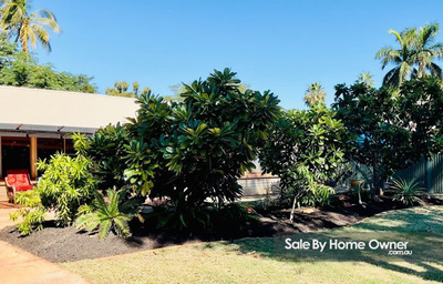 LUSH TROPICAL GARDENS IN SOUGHT AFTER AREA IN DAMPIER/price reduction