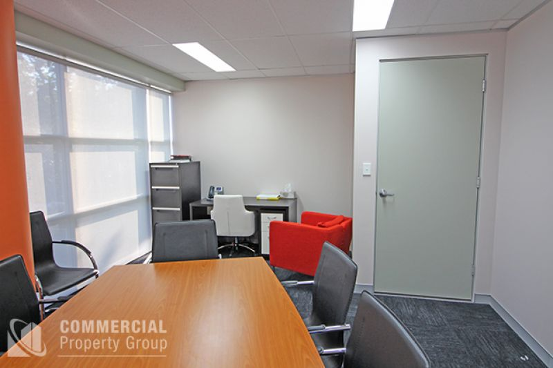 Nothing to spend. Partitioned and furnished office