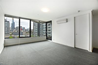 Parkside: 6th Floor - Partially Furnished Two Bedroom Apartment with Car Apace!