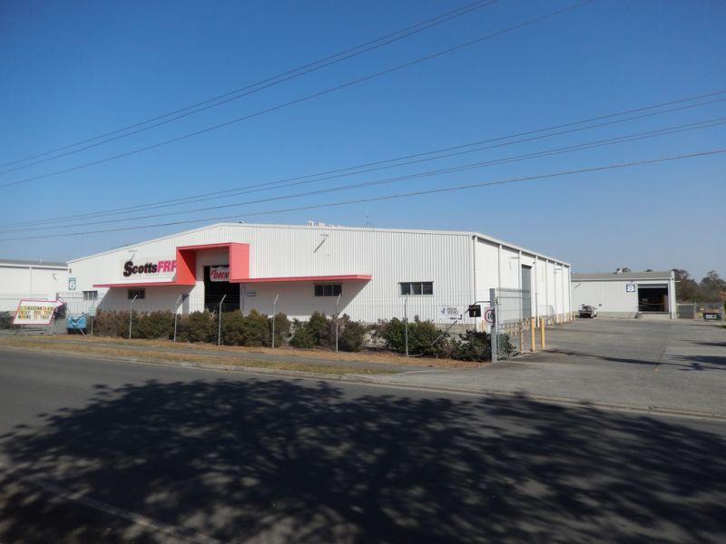Modern Secure Warehouse