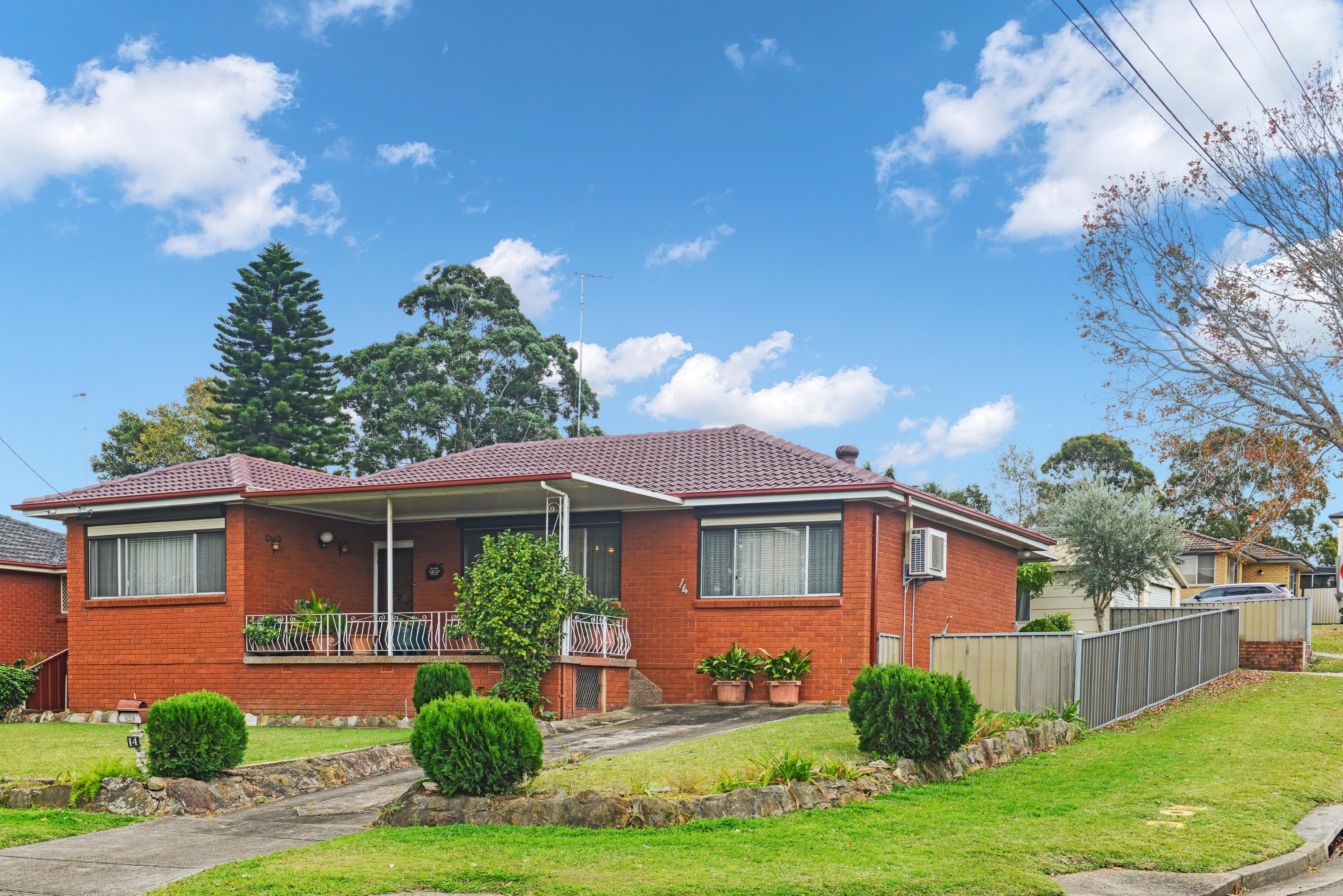 14 Sturt Avenue, Georges Hall NSW 2198