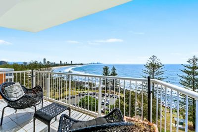 TOP OF BURLEIGH HEADLAND - Apartment 27 'Hillhaven'