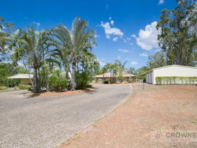 Need Space For Toys?  9 Car Accommodation Including Truck Shed + Inground Pool + 4 Bed House + 5000m2 Block