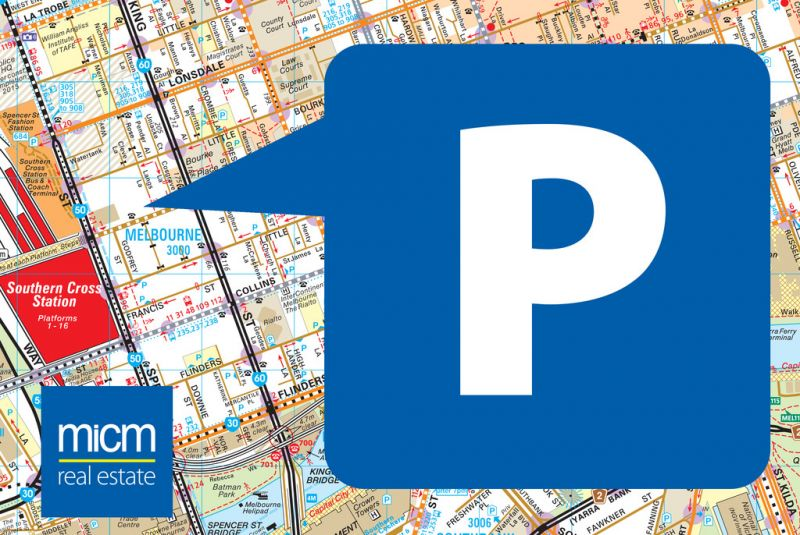 Car Park for Sale in City Point - 668 Bourke Street, Melbourne