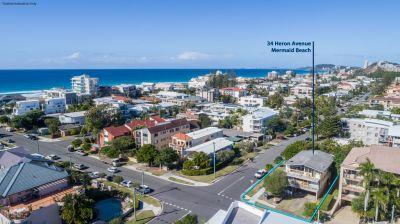 Prime Blue Chip Beachside Corner Development Site