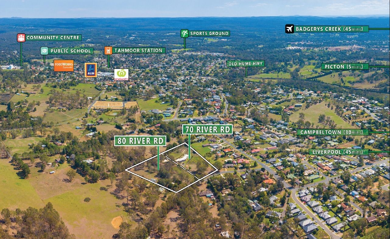 64 River Road, Tahmoor