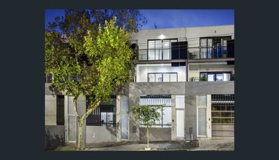 Beautiful North Melbourne Townhouse