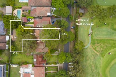 Epic Inner West residence on a completely easement and heritage free 1278sqm parcel of prime blue ribbon land with endless possibilities
