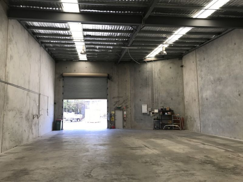 Tilt Panel Warehouse/Office with Container Drop Area